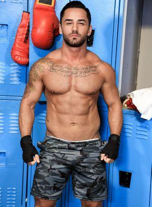 Hot Gay Bruno Bernal,Hunter Vance,