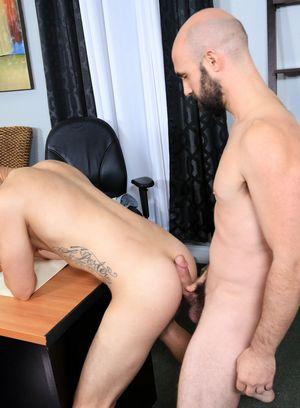 Wild Gay Lex Ryan,Hunter Vance,