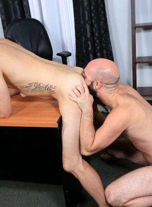 Seductive Man Lex Ryan,Hunter Vance,