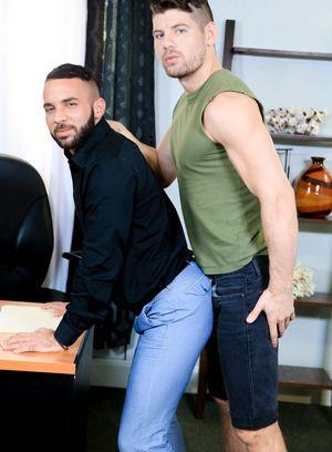 Hot Gay Connor Halstead,Fernando Del Rio,
