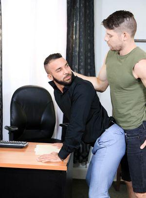 Sexy Dude Connor Halstead,Fernando Del Rio,