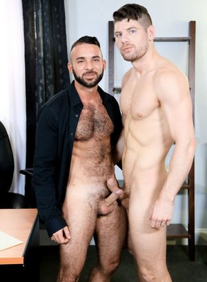 Wild Gay Connor Halstead,Fernando Del Rio,