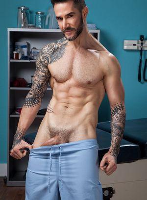 Sexy Dude Pierce Paris,Dean Monroe,