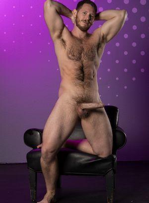 gay man perm hair