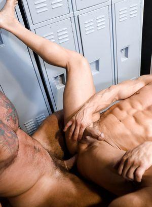 Cocky Boy Bryce Evans,Sean Duran,