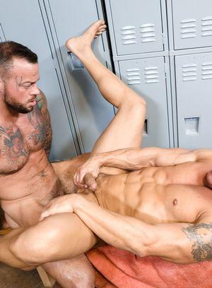 Horny Gay Bryce Evans,Sean Duran,