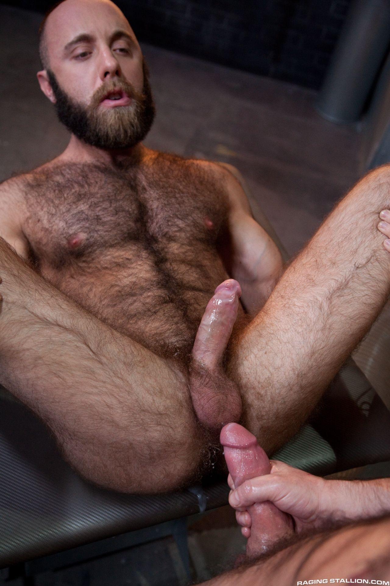 Gay Hunk Big Cock