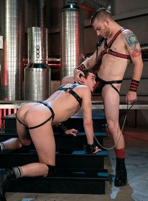 Sexy Dude Jack Hunter,Sebastian Keys,