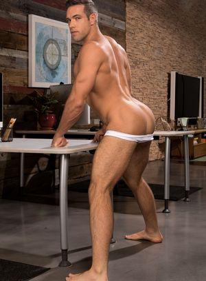 Sexy Dude Alex Mecum,Alam Wernik,