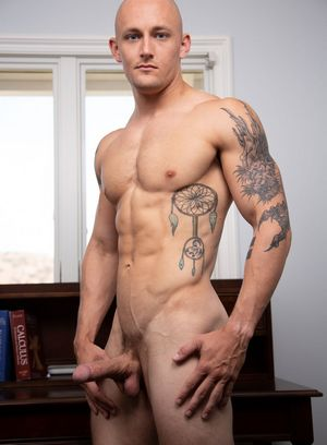 Hot Gay David Rose,Trevor Laster,