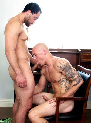 Wild Gay David Rose,Trevor Laster,