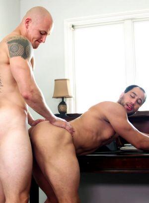 Seductive Man Trevor Laster,David Rose,