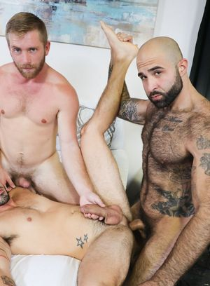 Horny Gay Atlas Grant,Cesar Rossi,Scott Riley,