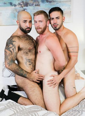 Big Dicked Gay Atlas Grant,Cesar Rossi,Scott Riley,