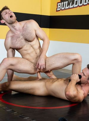 Hunky Gay Jacob Peterson,Alex Mecum,