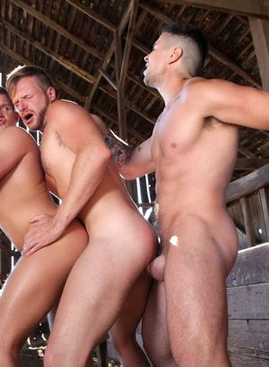 Naked Gay Brian Bonds,Trenton Ducati,Brandon Wilde,