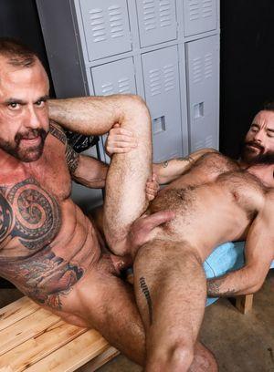 Naked Gay Brendan Patrick,Jon Galt,