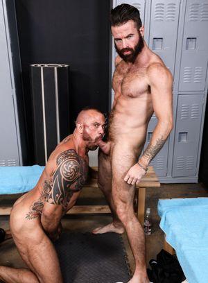 Cute Gay Brendan Patrick,Jon Galt,