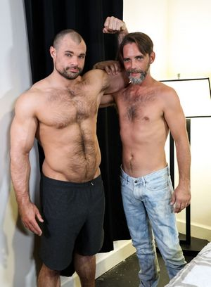 Hot Gay Jaxx Thanatos,Joe Parker,