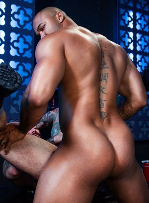Naked Gay Alexander Kristov,Jason Vario,