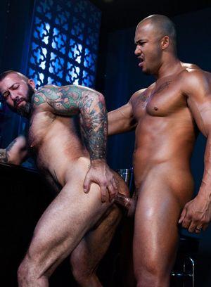 Hunky Gay Alexander Kristov,Jason Vario,