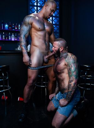 Wild Gay Alexander Kristov,Jason Vario,
