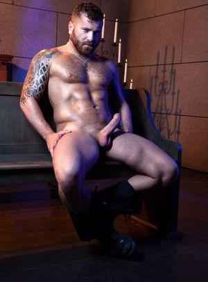 Cute Gay Dante Colle,Riley Mitchell,Sean Duran,Woody Fox,