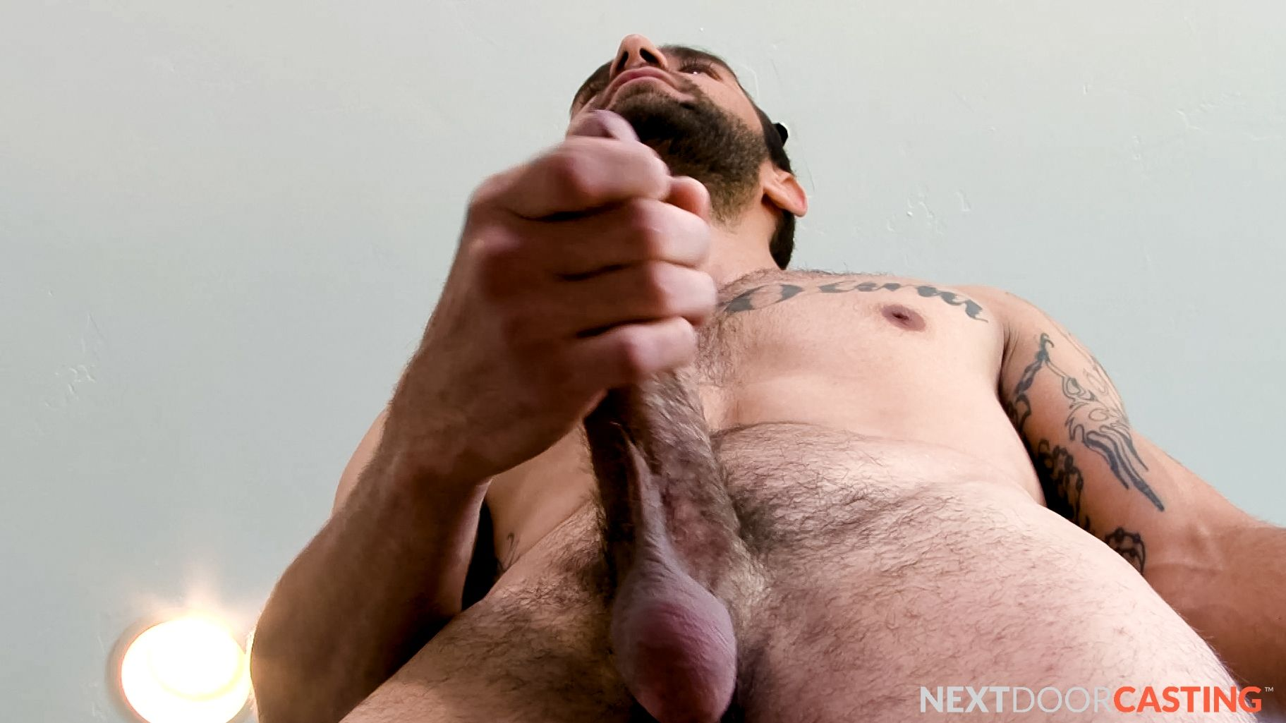 Hung Stud Brian Adams Whips Out His Thick Long Horse Dick Fucking Logan Cross Tight Bubble Ass Free Naked Men Big Dicks