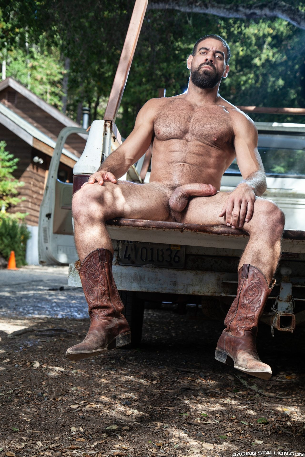 Ricky Larkin Gay Porn