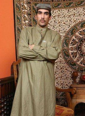 Seductive Man Wajid Talib,