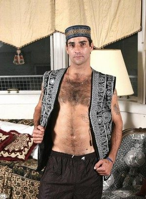 Naked Gay Bayyhan Azhar,