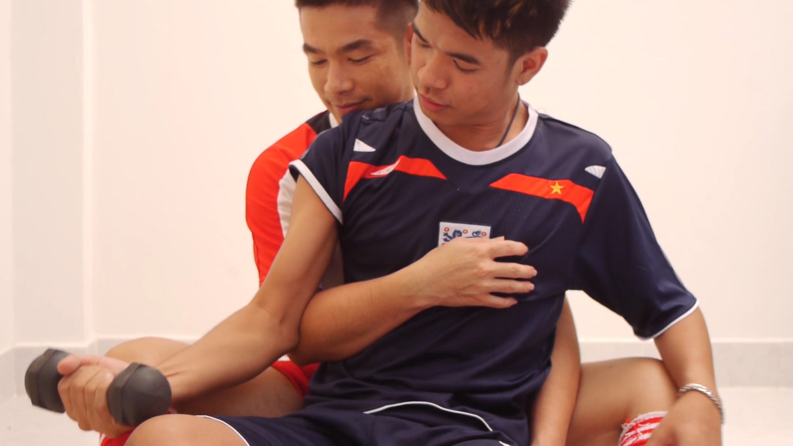 Gay Asian Twinks Sam And Dave Piss And Bareback