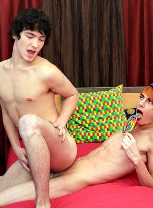Naked Gay Preston Andrews,Josh Bensan,