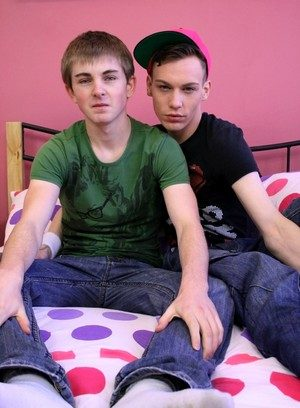 Hot Gay Jonny Castle,Luke Adams,