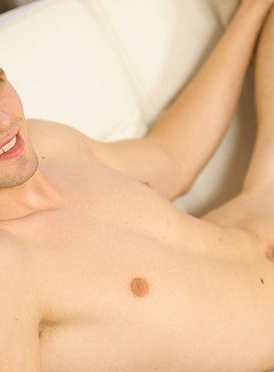 Handsome Guy Anton Sanek,