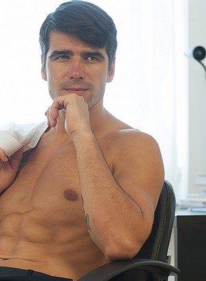 Sexy Dude Jan Matiovsky,