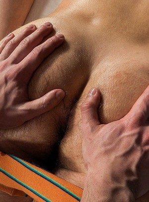 Muscle man Laco Meido,