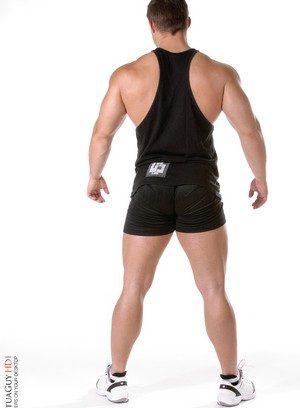 Naked Gay Tomas Mach,