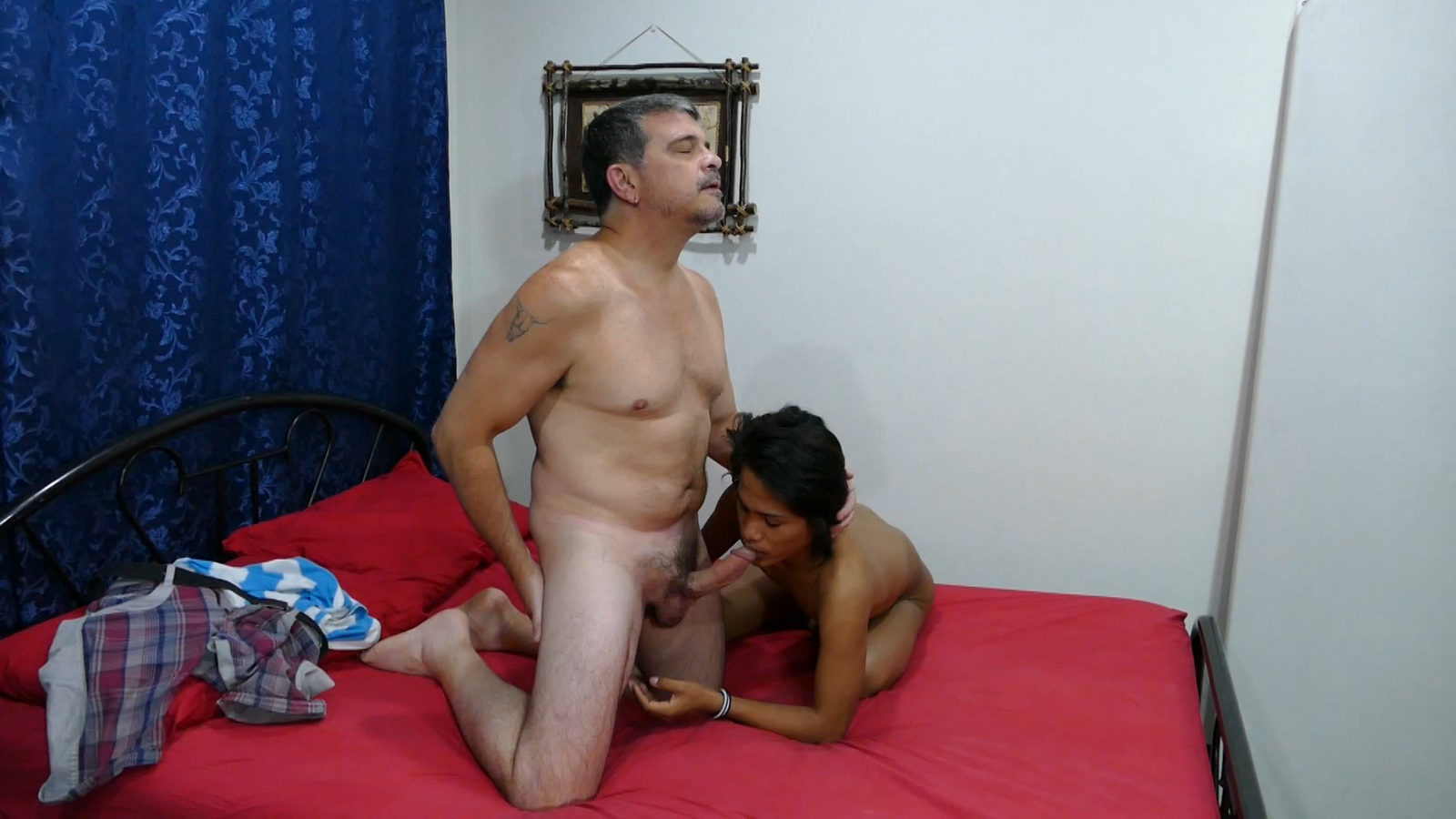 Younger Guy Banging Mrs Russell