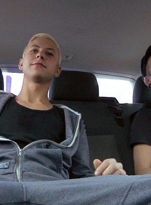 Hot Gay Matt Mac,Stephan Black,Deacon Hunter,