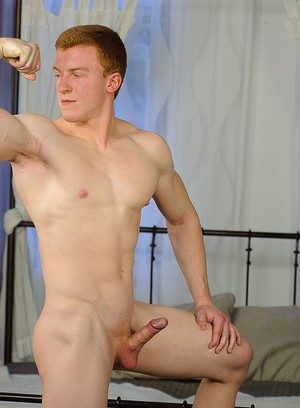 Hot Gay Michael Red,