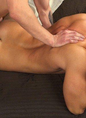 Sexy and confident Bradley Cook,Nikol Monak,