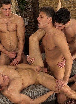 Hot Gay Erik Drda,Rosta Benecky,Martin Dorcak,