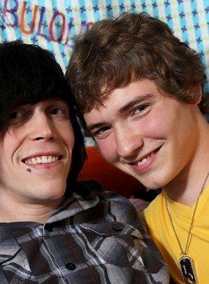 Hot Gay Josh Bensan,Tyler Bolt,