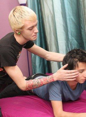 Hot Gay Chris Jett,Daniel Claymoore,