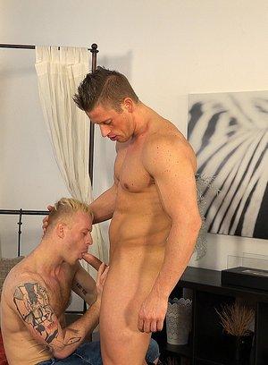 Hot Gay Tomas Decastro,Tom Vojak,