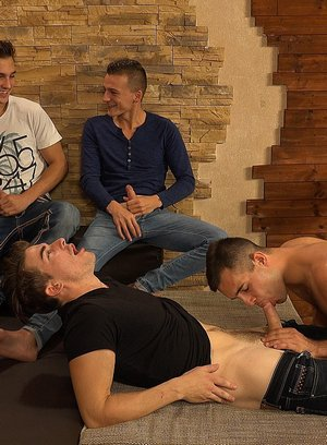 Sexy Guy Dusan Polanek,Martin Polnak,Alan Carly,