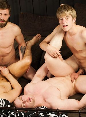 Hot Gay Nikol Monak,Ivan Sabado,Filip Sebek,