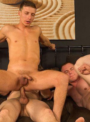 Big Dicked Gay Nikol Monak,Ivan Sabado,Filip Sebek,