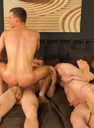 Cute Gay Filip Sebek,Nikol Monak,Ivan Sabado,
